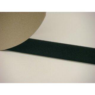 Flauschband/ selbstklebend/ schwarz/ 50 mm