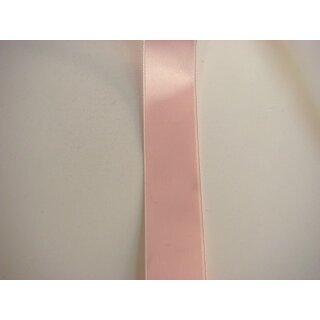 Satinband/ rosa/ 16 mm