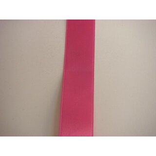 Satinband/ pink/ 25 mm