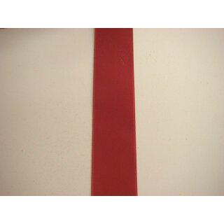Satinband/ kardinal/ 10 mm