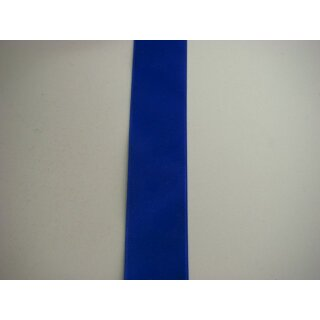 Satinband/ blau/ 6 mm