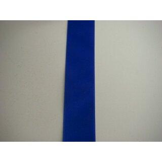 Satinband/ blau/ 10 mm