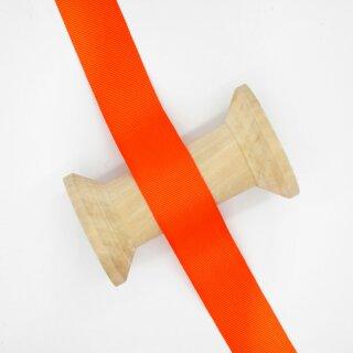 Ripsband/ orange ab 10 mm
