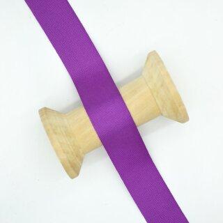 Ripsband/ stiefmütterchen ab 10 mm