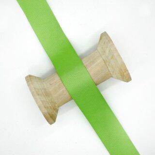 Ripsband/ hellgrün ab 10 mm