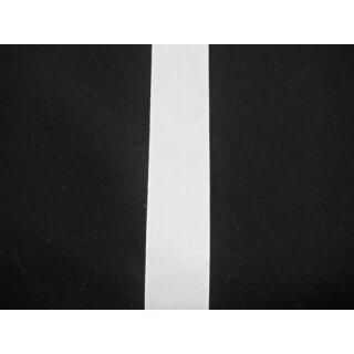 Taftband/ weiß/ 40 mm