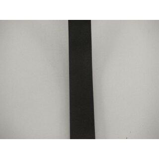 Taftband/ schwarz/ 25 mm