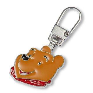 Fashion-Zipper für Kinder / Winnie the Pooh Kopf