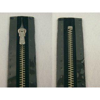 RV geschlossen/ 4 mm Metallprofil silber/ 20 cm/ marine