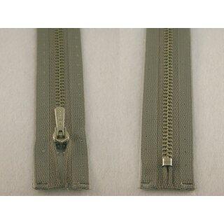 RV geschlossen/ 4 mm Metallprofil silber/ 16 cm/ grau