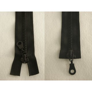 Zweiwege RV/ 5 mm Kunststoff - Profil/ 70 cm/ schwarz