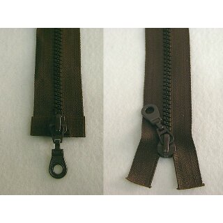 Zweiwege RV/ 5 mm Kunststoff - Profil/ 75 cm/ dunkelbraun