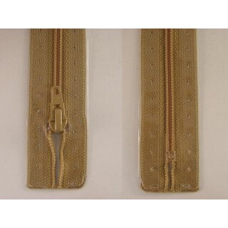 RV geschlossen/ 4 mm Kunststoffspirale/ 20 cm/ sand