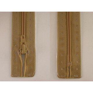RV geschlossen/ 4 mm Kunststoffspirale/ 22 cm/ sand