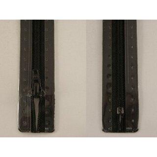 RV geschlossen/ 4 mm Kunststoffspirale/ 22 cm/ schwarz