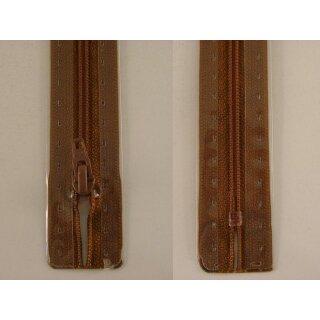 RV geschlossen/ 4 mm Kunststoffspirale/ 22 cm/ sierra