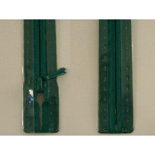 RV geschlossen/ 4 mm nahtfein Kunststoffspirale/ 30 cm/ kadmiumgrün