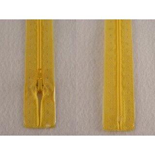 RV geschlossen/ 4 mm Kunststoffspirale/ 22 cm/ gelb