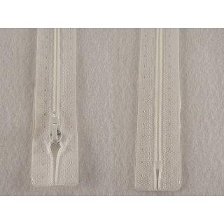 RV geschlossen/ 4 mm Kunststoffspirale/ 22 cm/ weiß
