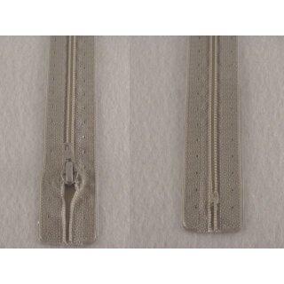 RV geschlossen/ 4 mm Kunststoffspirale/ 18 cm/ hellgrau