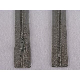RV geschlossen/ 4 mm Kunststoffspirale/ 20 cm/ silber