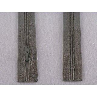 RV geschlossen/ 4 mm Kunststoffspirale/ 22 cm/ silber