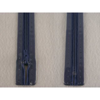 RV geschlossen/ 4 mm Kunststoffspirale/ 15 cm/ blau