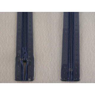 RV geschlossen/ 4 mm Kunststoffspirale/ 18 cm/ blau