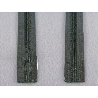 RV geschlossen/ 4 mm Kunststoffspirale/ 12 cm/ dunkelgrau