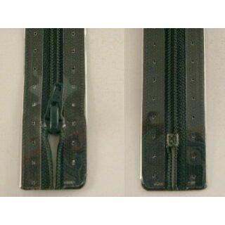 RV geschlossen/ 4 mm Kunststoffspirale/ 15 cm/ dunkelgrün