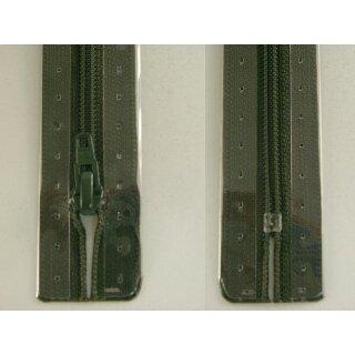 RV geschlossen/ 4 mm Kunststoffspirale/ 20 cm/ oliv