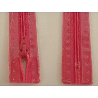 RV geschlossen/ 4 mm Kunststoffspirale/ 22 cm/ leuchtend pink