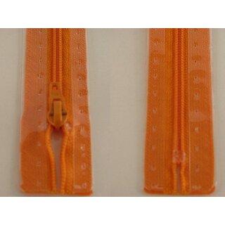 RV geschlossen/ 4 mm Kunststoffspirale/ 22 cm/ leuchtend orange