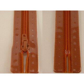 RV geschlossen/ 4 mm Kunststoffspirale/ 20 cm/ etruskisch rot