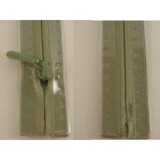 RV geschlossen/ 4 mm nahtfein Kunststoffspirale/ 40 cm/ lint
