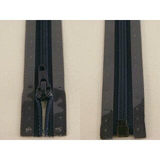 RV teilbar/ 5 mm Kunststoffspirale/ 75 cm / marine