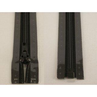 RV teilbar/ 5 mm Kunststoffspirale/ 55 cm/ schwarz