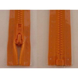 RV teilbar/ 5 mm Kunststoffprofil/ 80 cm/ orange