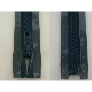 RV teilbar/ 5 mm Kunststoffprofil/ 55 cm/ marine