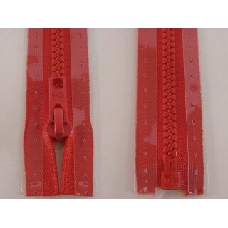 RV teilbar/ 5 mm Kunststoffprofil/ 80 cm/ rot