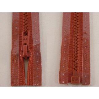 RV teilbar/ 5 mm Kunststoffprofil/ 40 cm/ etruskisch rot