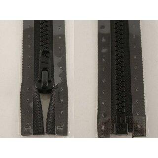 RV teilbar/ 5 mm Kunststoffprofil/ 70 cm/ schwarz