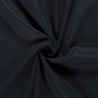 Ramie - Leinen uni dunkelblau