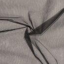 Tüll - Stoff fein schwarz