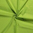 Baumwoll - Stoff Punkte klein hellgrün