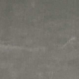 Baumwollsamt grau