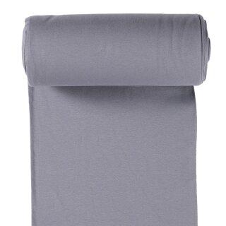 Bündchenware 50 x ca 34 cm im schlauch gestreift schwarz//weiß