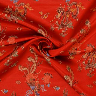 China - Jacquard 2 rot