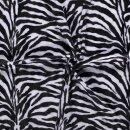 Kurzhaarfellimitat Zebra