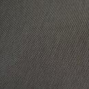 Markisen - Stoff zweifarbig schwarz